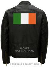 LARGE REPUBLIC IRELAND FLAG PATCH embroidered IRISH EIRE iron-on EMBLEM applique