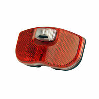 51445 SMART Batterie Fahrrad Rücklicht mit Schalter inkl. Batterien 50/ 80 mm