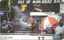IOM Isle of Man Manx Telecom Phonecard 2000 Ian Simpson 33 Units