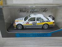Minichamps 1/43 - DTM Mercedes 190E Evo 1 Team AMG-Kärcher  #60 Wendlinger