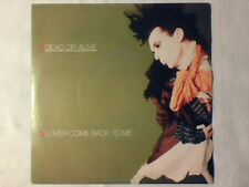 """DEAD OR ALIVE Lover come back to me 7"""" ITALY"""