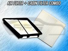 AIR FILTER CABIN FILTER COMBO FOR 2012 2013 2014 HYUNDAI GENESIS SEDAN 4.6L 5.0L