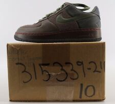 Men's Nike Air force 1 Supreme '07 315339-211 Size 10