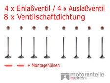 Einlaß - Auslaß - Ventilsatz + VSD für CITROËN PEUGEOT (2052911)
