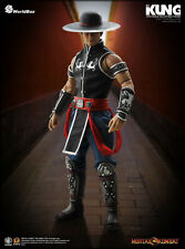 "Kung Lao 1/6 figurine ""Mortal Kombat "" action figure - WorldBox WBKLAO"