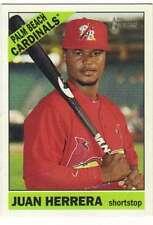 2015 Topps Heritage Minor League #161 Juan Herrera  Palm Beach Cardinals