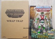 WRAP TRAP Masters of the Universe MOTU CLASSICS Super7 Collector´s Choice WAVE 2