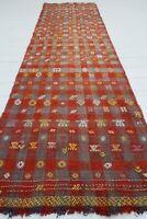 "Anatolia Kilim Rug Runner Carpet Runner Long Corridor 31,1""X98,4"" Hallway Rugs"