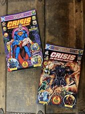 New ListingDc Comics Crisis on Infinite Earths 100 Page Giant 1 & 2 - Arrowverse, Cw, Flash