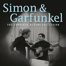 SIMON & GARFUNKEL - THE COMPLETE ALBUMS COLLECTION 12 CD NEU