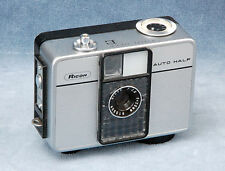 1960S RICOH AUTO HALF E 35MM HALF FRAME SPRING WOUND CAMERA FOR PARST OR REPAIR