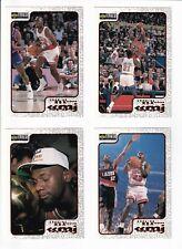 1998 Collector's Choice Michael Jordan REWIND REDEMPTION #5-8 BV$16!  4 cards!!