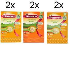 TESTPAKET PLASMON pastina Babynahrung nudeln ab 6 Monaten (6 x 340g)