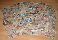 1 Lot Österreichisches Notgeld = 250 verschiedene Scheine