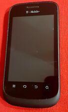 Used ZTE V768 Concord Blue Smartphone T-Mobile