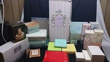 """Lot of 29 AVON Collectibles incldng 17"""" President's Club Mrs Albee Doll All NIB"""
