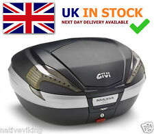 GIVI V56NNT MAXIA 4 TOP BOX new 56 L CASE MONOKEY black CARBON FIBRE LOOK lid