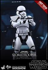 """First Order Stormtrooper Squad Leader Star Wars Episode VII 12"""" Figur Hot Toys"""