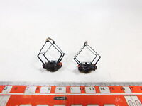 CB251-0,5 #2x Märklin H0 7207 / Type 13 Ciseaux Pantographe / Sta De E-Lok, Mint