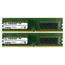 32Gb Kit 2x 16Gb For Dell Precision Workstations 3420 3430 3620 3630 Ram Memory