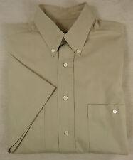 HUGO BOSS unifarbene klassische Kurzarm Herrenhemden