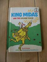 King Midas and the Golden Touch by Al Perkins (hardback, 1970) - first edition