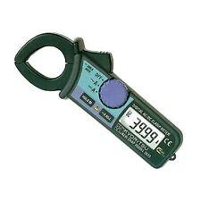 Kyoritsu 2033 Cue Snap Clamp Meter For Ac Dc Current Measurement Teardrop Type
