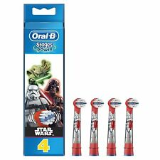 Oral-B Stages Kids Star Wars Replacement Toothbrush Heads - 4 Pack