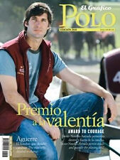 POLO El Grafico Magazine # 307 - NOVILLO ASTRADA Award to Corage - October 2010