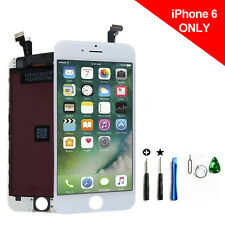 White for iPhone 6 Touch Screen Digitizer Glass LCD Display Assembly Repair Kit