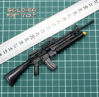 """Free Shipping 4D 1/6 Scale M16A4 Assault Rifle Weapon Gun for 12"""" Figure"""