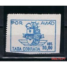 Angola Air Mail sc#C18 (1947) CTT Symbol 20,00Ag MNGAI