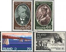 IJsland 528-529,534,536 postfris 1978 Speciale postzegels