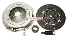 GF SUPER-DUTY HDE CLUTCH KIT 99-03 FORD F-250 350 450 550 7.3L POWER STROKE 6 SP