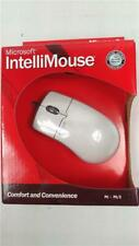 NOS Microsoft IntelliMouse ~ X08-70350 ~ PC PS/2 ~ Vintage OEM