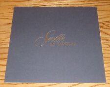 Original 1977 Cadillac Seville Deluxe Sales Brochure 77