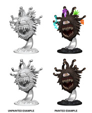 BEHOLDER D&D MINIATURES MINI UNPAINTED PRIMED FIGURE NOLZUR WIZKIDS IN STOCK NEW