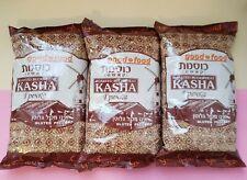 Premium Buckwheat Groats 2 lb 908g (Pack of 3) Grechka Гречка Kosher Gluten Free