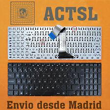 Teclado Espa?ol para portátil Asus X501 Aexj5p01110 9Z.N8ssq.20S