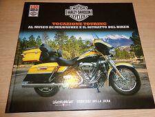 BOOK N°4 MOTOR HARLEY-DAVIDSON CYCLES 110 ANNI DI MITO VOCAZIONE TOURING