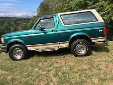 1996 Ford Bronco TAN