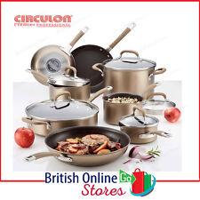 Circulon Premier Professional duro anodizzato 13 Pezzi Antiaderenti Cookware Set
