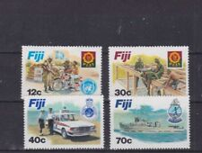 1962 force,police,ship,set MNH Sc 462/5          k2123