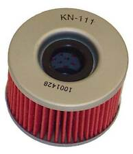 K&N OIL FILTER KN-111 HONDA RINCON FOREMAN RANCHER RUBICON TRX CB VT CX GL CM