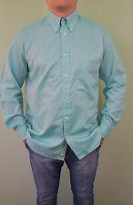 VALENTINO CHEMISES Mens Designer Vtg Chameleon Formal Classic Shirt sz 16 41 J29