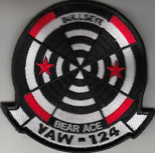 VAW-124 BEAR ACE COMMAND CHEST PATCH