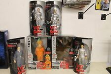 Lost In Space Figure set of 6 Tybo Cyclops Will Judy Dr Smith and Don West