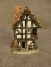 David Winter Cottage Spinners Cottage ~ No Coa or Original Box ~ Signed