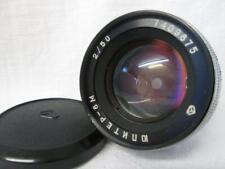 Jupiter-8 2/50mm Silver (Kiev Contax RF mount) Standard Prime Lens #7409875