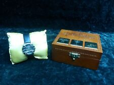 Rare HARRY POTTER Limited Edition Triwizard Tournament Watch 108/1000 Seiko